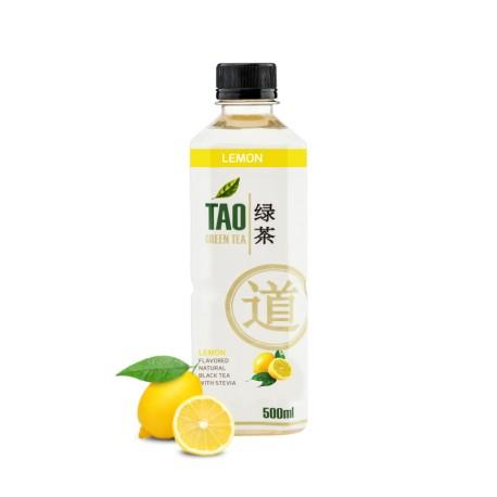 TAO BLACK TEA - LEMON 0,5L