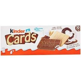 Kinder Cards T(2x5) 128g