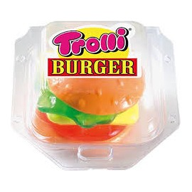 Trolli hamburger 50gr