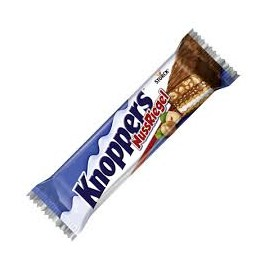 KNOPPERS - NUT BAR 40g