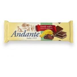 Andante ostya csokis-banános 130g