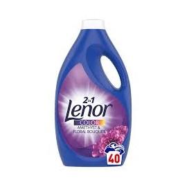 Lenor folyékony mosószer 2,2l AmethColor 40mosás