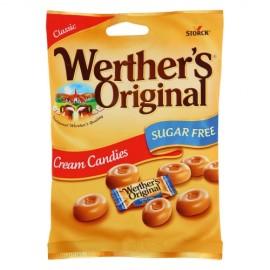 Werther's Original tejszínes keménycukorka 70 cukormentes
