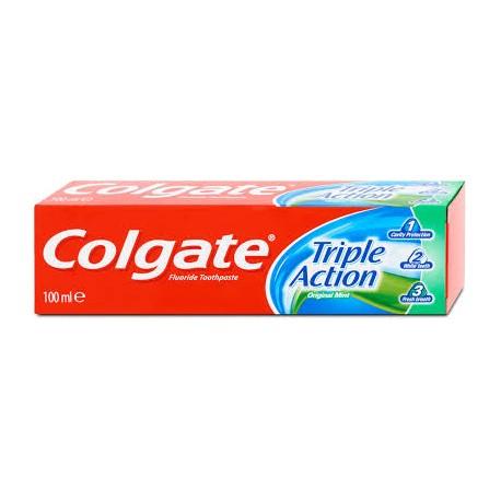 COLGATE FOGKRÉM TRIPLE ACTION 100ML