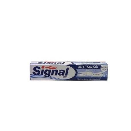 Signal fogkrém 75ml Anti-Tartar