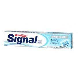Signal fogkrém 75ml Family Daily White Anticavity