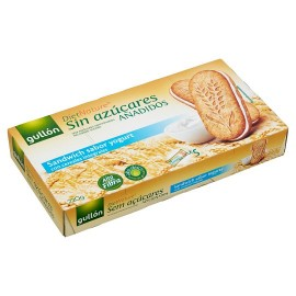Gullón DietNature krémmel töltött keksz 5 x 44 g (220 g)