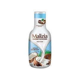 Malizia Habfürdő 1000ml Cocco