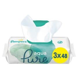 PAMPERS  Nedves Törlőkendő  Aqua Pure