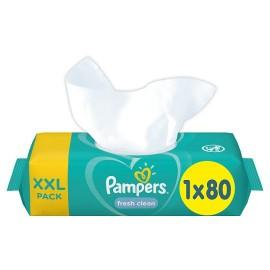 PAMPERS  Nedves Törlőkendő Fresh Clean