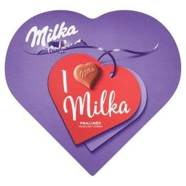 MILKA I Love desszert 165g