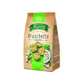 Maretti Bruschette 70g Sour cream & Onion