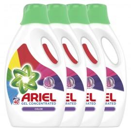 Ariel folyékony mosószer Color, 4x2.2L, 160 mosás