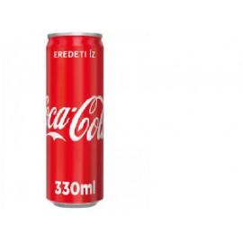 Coca Cola dobozos 0,33l