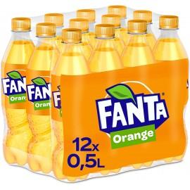 Coca Fanta narancs 0,5l pack / 12 db