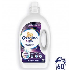 COCCOLINO Mosószer sötét ruhákhoz, 2.4l, 60 mosás