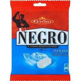NEGRO MENTOL 159G
