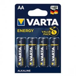 Varta Energy tartós mikró AA elem 4 darab