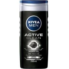NIVEA MEN Active Clean Tusfürdő 250 ml