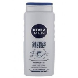NIVEA MEN Silver Protect Tusfürdő 250 ml