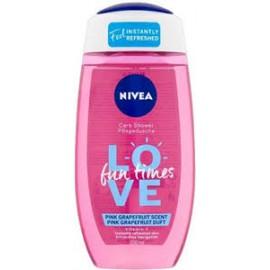 NIVEA tusfürdő 250ml Love Pink Grapefruit