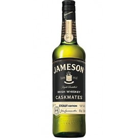 Jameson Caskmates STOUT Ed. Whiskey 0,7l 40%