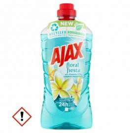 Ajax Floral Fiesta általános tisztító 1 l türkiz