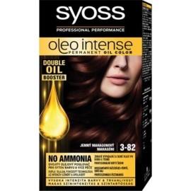 Syoss Color Oleo intenzív olaj hajfesték 3-82 mahagóni
