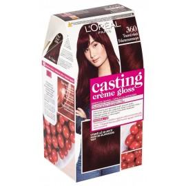 L'ORÉAL PARIS Casting Creme Gloss Hajszínező krém 360 Fekete cseresznye (160 ml)