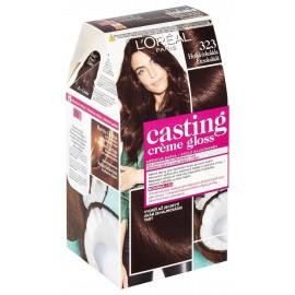 L'ORÉAL PARIS Casting Creme Gloss Hajszínező krém 323 Étcsokoládé (160 ml)