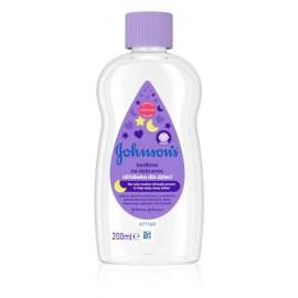 Johnson's Baby olaj bedtime nyugtató aroma 200ml