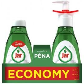 Jar Instant Foam Mosogatóhab csomag (pumpás 350 ml + utántöltő 375 ml)