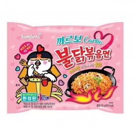 Samyang Carbo Spicy Chicken Roasted Noodles 130g