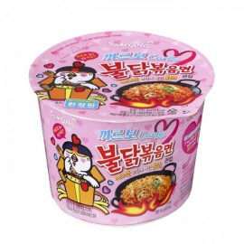Samyang Carbo Spicy Chicken Roasted Cup Noodle 105g