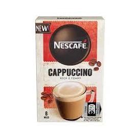 NESCAFÉ Cappuccino  8 x 15g