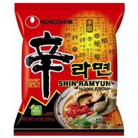 Shin Ramyun Instant Noodle 120g