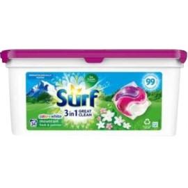 Surf Mosókapszula 34db - Mountain