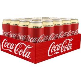 Coca Cola VANILIA dobozos 0,33l X24 DB.