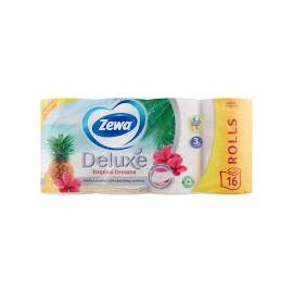 Zewa Deluxe Limited Edition, toalettpapír, 3 rétegű, 16 tekercs