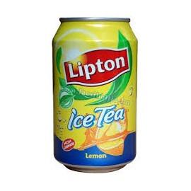 Lipton Ice Tea citrom 0,33l DOB