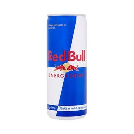 RED Bull 250ml DOB