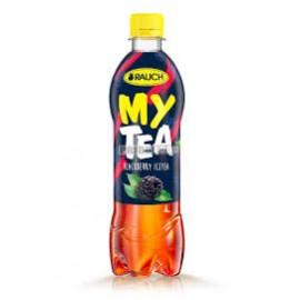 RAUCH My Ice Tea Feketeszeder 0,5l PET