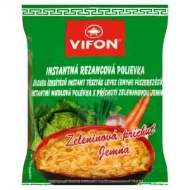 Vifon Zöldség ízesítésű inst.tésztás leves 60g