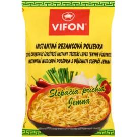 Vifon Csípős Csirkehús ízesítésű inst.tésztás leves 60g