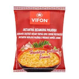 Vifon Marhahús ízesítésű instant tésztás leves 60g