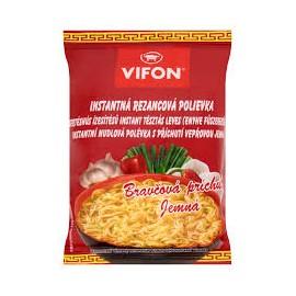 Vifon Sertéshús ízesítésű instant tésztás leves 60g