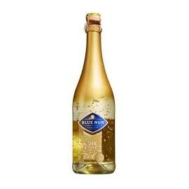 Blue Nun 24 karátos aranylemezkés édes pezsgő 0,75L