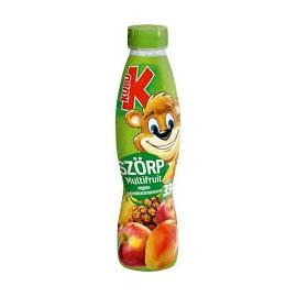 Kubu multifruit vegyes gyümölcs ízű szörp 25% 0,7l