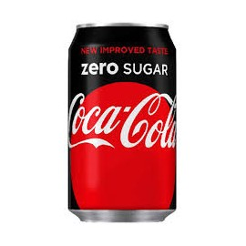 Coca cola zeró 0,33l