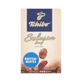 Tchibo Exclusive koffeinmentes őrölt kávé 250g